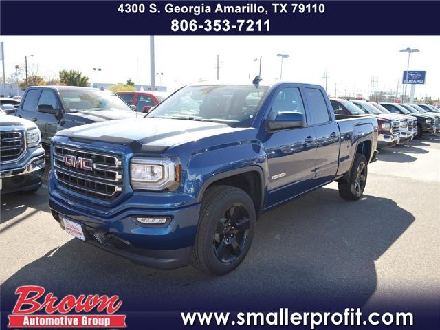 new 2017 gmc sierra 1500 2wd double cab 143 5 extended cab pickup standard bed in amarillo. Black Bedroom Furniture Sets. Home Design Ideas